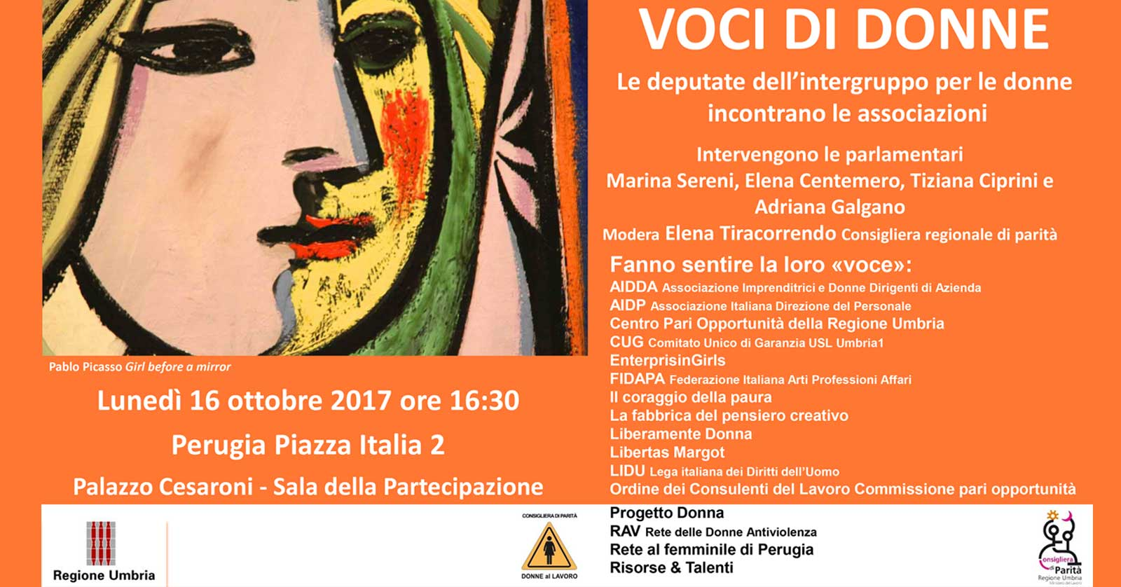 Enterprisingirls presente a VOCI DI DONNE