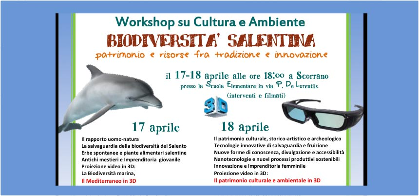 Workshop Cultura e Ambiente