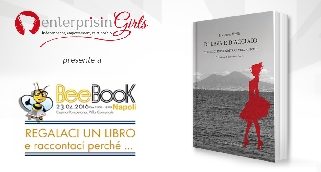 Enterprisingirls presente a Bee Book