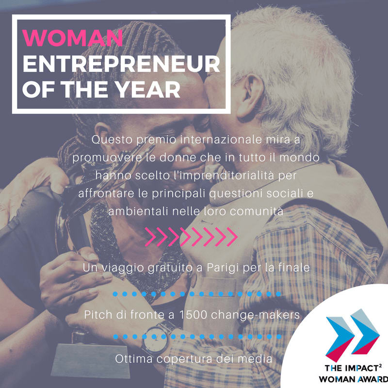 8 marzo 2018 EnterprisinGirls in Giuria al Woman Entrepreneur of the Year Award