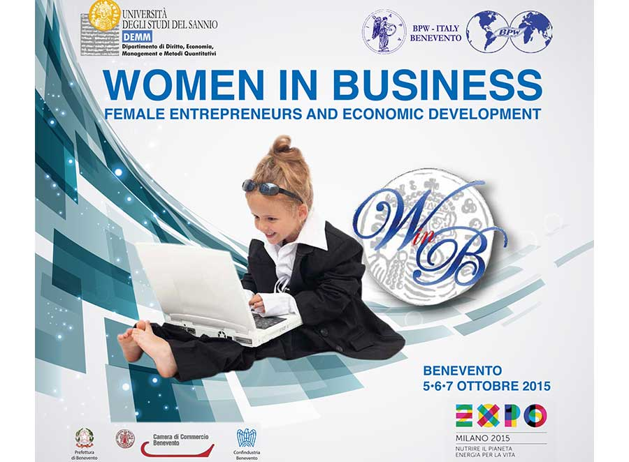 EnterprisinGirls al convegno internazionale Women in Business