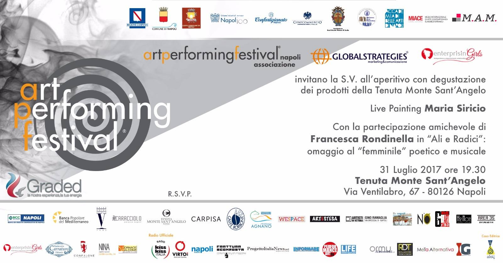 EnterprisinGirls presente a Art Performing Festival